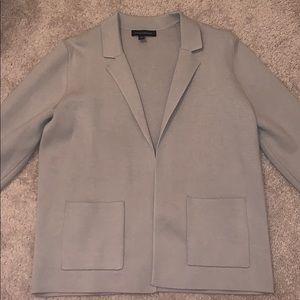 Blazer cardigan